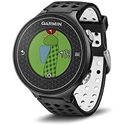 Garmin Approach S6 - Pulsera de actividad con GPS, color negro