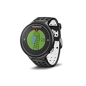 Garmin Approach S6 - Montre GPS de Golf avec Cartographie Intégrée - Noir