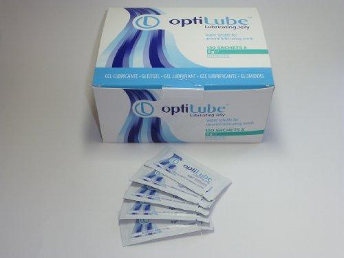 OptiLube Kathetergleitgel 150 Beutel - steril im Karton