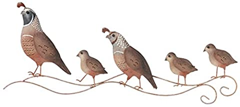 Regal Art & Gift Quail Wall Decor