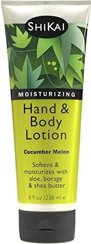 shikai-shikai-all-natural-hand-and-body-lotion-cucumber-melon-8-fl-oz-pack-of-1-by-shikai