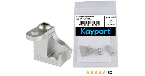 Kaypart 2 0 Tdi Manifold Repair Bracket Fault P2015 Intake 03l129711e 03l129711ag Plastic Manifold Auto