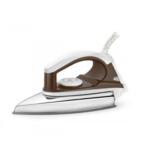 Orient Electric Silver Layered Thermostat Contacts Dry Iron (White)