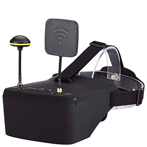 WOVELOT LS-800D FPV Gafas proteccion 5.8G 40CH 5 pulgadas