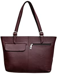 Versality Women's Handbag (Brown)