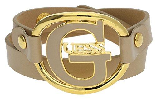 Guess Damen-Armband Metalllegierung rhodiniert 37 cm - UBB12241 (Guess-designer-kleidung)