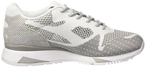 Diadora V7000 Weave II, Chaussures de Gymnastique Homme Blanc Cassé (Bianco)