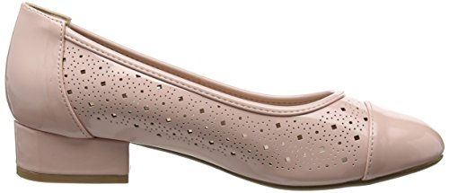 Sconosciuto - Block, Scarpe col tacco Donna Pink (Pink)