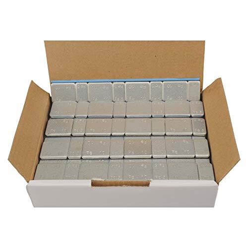 6Kg Klebegewichte Kleberiegel Auswuchtgewichte 4x5g + 4x10g 100 Stück á 60g