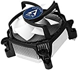 ARCTIC Alpine 11 GT Rev.2 - Super Silent Intel CPU cooler for Mini PCs - Up to 75 watts cooling capacity with 80 mm PWM fan