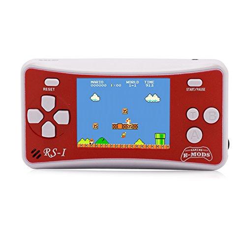 E-WOR Console de Jeux vidéo Portable rétro 8 Bits avec 162...