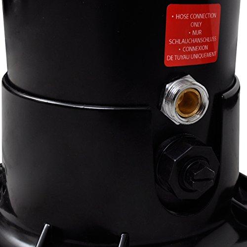 vidaXL Solardusche 35 Liter Vergleich