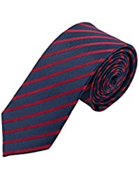 ESPRIT Collection Herren Krawatte mit Streifenmuster