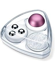 Beurer FC 95 Premium Set, 3 Aufsätze, Massage-, Wache Augen- und Wattepad-Aufsatz