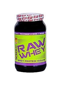 SNT 100% Raw Whey Protein - 1kg. - Choc. Flavour