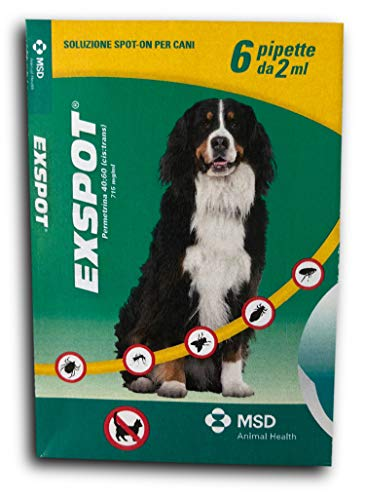 ExSpot 6 Pipette, 2 ml - MSD Animal Health