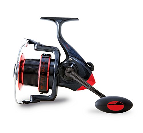 Carrete pesca surfcasting Beach Ledgering Predator 6000