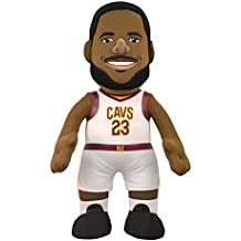 Poupluche (Muñeco de peluche) LeBron James - Association Camiseta - Cleveland Cavaliers