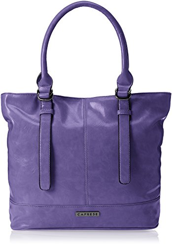 Caprese Chic Women\'s Tote Bag Handbag (Lavender)