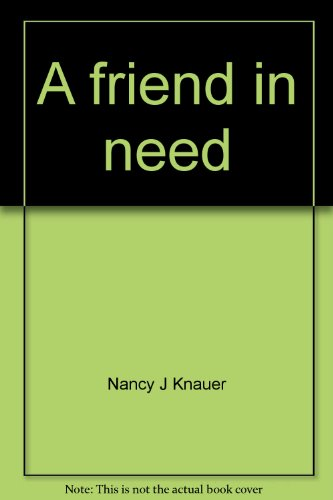 Friend in Need : Forming a Nonprofit Corporation
