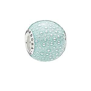 Pandora Women Silver Bead Charm - 797091EN155 x6eOgVMJ
