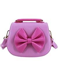 62c81b1bb447 Amazon.co.uk  Faux Leather - Girls  Handbags   Handbags   Shoulder ...