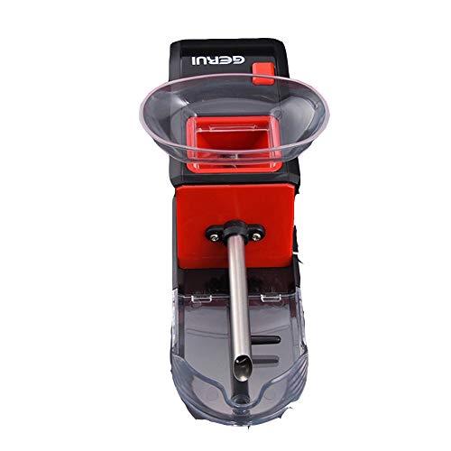 Sigaretta Automatica Macchinetta,Alta qualità Elettrico Rollatore per Sigarette,Facile da Usare,Ergonomico,Adatto per Uomini Fumatori Adulti