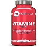 Vitamine E 400iu 60 gélules