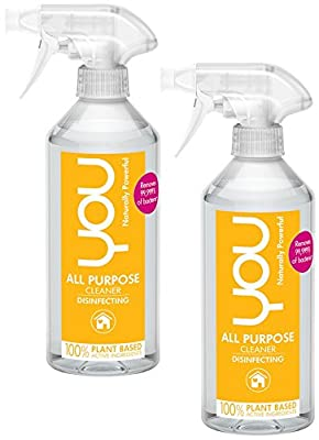 YOU All Purpose Cleaner 500ml (2 pack) from MAPA Spontex UK Ltd