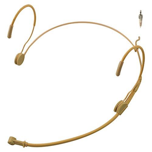 JK - Micrófono unidireccional de diadema JK MIC-J 069 para el sistema