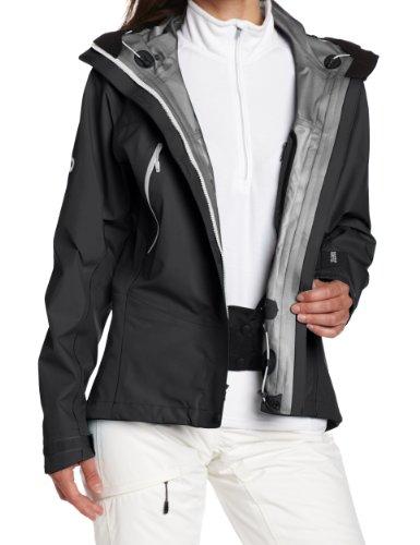 Marmot Performance Shell Spire Jacket Veste à capuche Femme GoreTex 3 épaisseurs noir