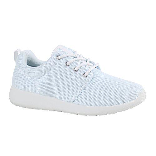Senhoras Calçado Desportivo Tênis Sola Corredores Total Print Branco