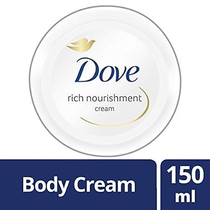 41QlTXGsXwL. SS416  - Dove -, crema hidratante, cuidado intenso, paquete de 3 (3 x 150 ml)