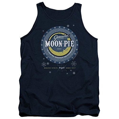 Moon Pie Herren Pullunder Navy