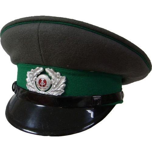 Schirmmütze Grenztruppen DDR NVA Soldat Mütze Größe 54