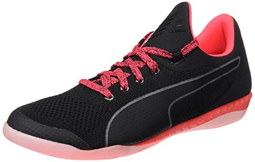 Puma 365 Evoknit Ignite Ct, Chaussures de Running Compétition Homme Noir (Puma Black-puma White-bright Plasma 03)