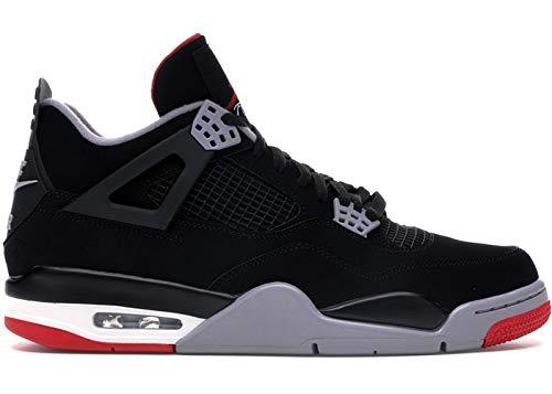 AIR Jordan 4 Retro OG 2019 'BRED' - 308497-060 - Size 44-EU