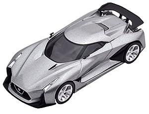 TomyTEC 261889-Vehículo-1/64Nissan Concept 2020Vision GT, Gris