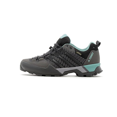 adidas Damen Terrex Scope GTX W Fitnessschuhe, Grau (Gritra/Negbas/Acevap), 38 2/3 EU