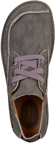 Clarks  Funny Dream, Derby femme Gris