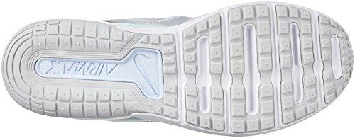 Nike Wmns Air Max Fury, Scarpe da Corsa Donna Bianco (Pure Platinum/Mtlc Red Bronze)