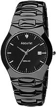 Comprar Accurist MB992S - Reloj de cuarzo para hombres, color negro