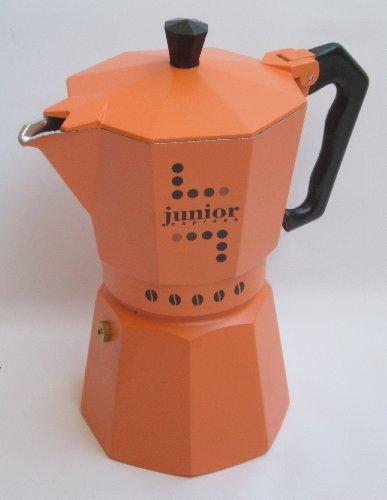 CAFF JUNIOR -ARANCIO- X 6 TAZZE E