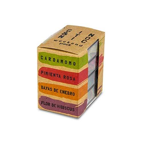 benBO Gourmet - Gin&Tonic Weekend Pack - 13,5 gramos