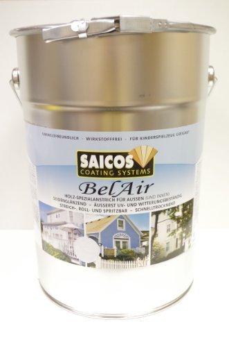 """Saicos \""""Bel Air\"""" 7235 Rubinrot 10,0 Liter Gebinde"""