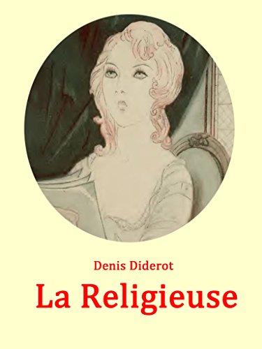 Couverture du livre La Religieuse
