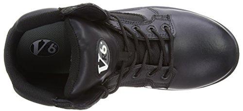 V12 Mens Extreme Safety Shoes VR550/09 Black 9 UK, 43 EU Noir (black)