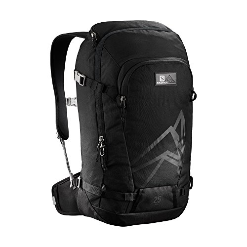 Salomon side 25 bolsa de cielo, Unisex, Side 25, negro