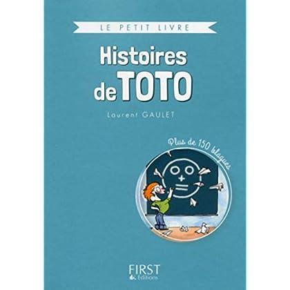 Le Petit Livre collector - Histoires de Toto