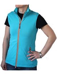 CMP Women Vest Damen Fleece Weste blau